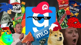 Garry S Mod MLG