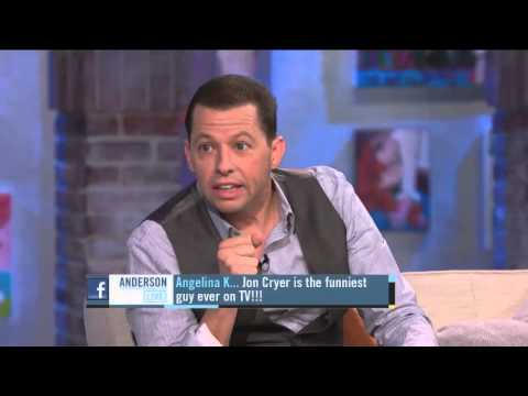 Jon Cryer on His Serious Accident & Charlie Sheen - YouTube