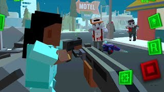 ZIC: Zombies in City: Survival Android Gameplay Ep 2