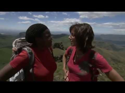 BBC South Africa Walks 2 of 4  The Drakensberg