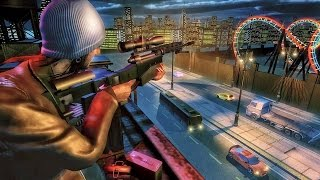 Roller Coaster Sniper (by Nation Games 3D) Android Gameplay [HD]
