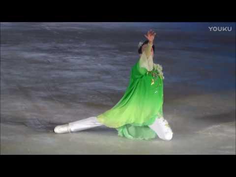 """Johnny Weir - """"Unforgettable Jasmine Flower,"""" Chinese New Year TV show (fancam version 2, HD)"""