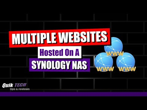 host-multiple-websites-on-synology