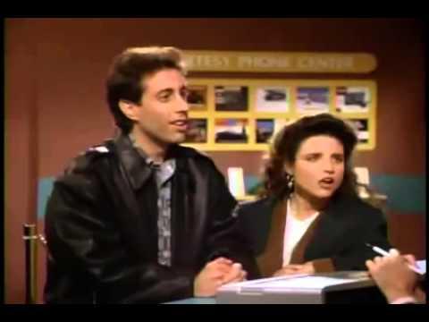Seinfeld - Moral Hazard - Car Hire