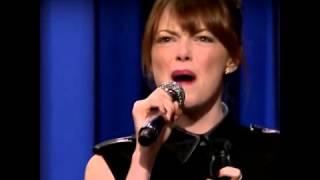 Emma Stone Lip Sync