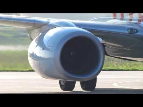 Pegasus Airlines - First flight to Lviv