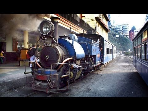 BBC Four - Indian Hill Railways (Episode 1/3) - The Darjeeling Himalayan Railway ( IRFCA )