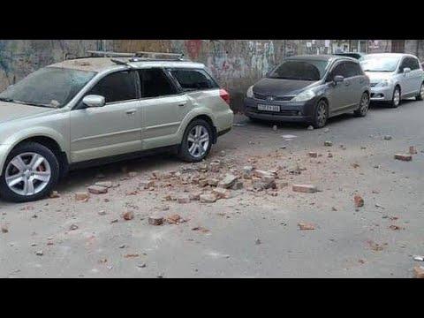 Землетрясение в Ереване, Армения (13 февраля 2021)