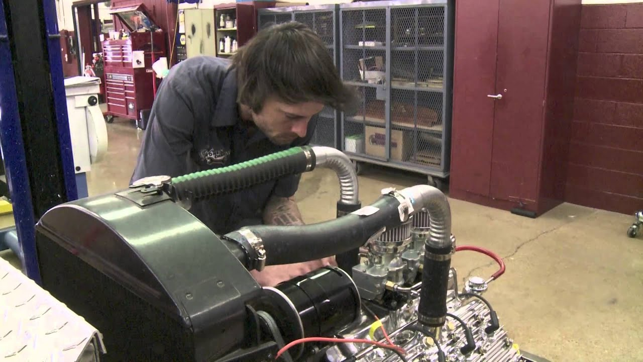 Ford Truck Distributor Wiring The Sweet Sounds Of A Flathead Ford V8 Youtube