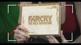 Unboxing speciální edice Far Cry: The Wild Expedition