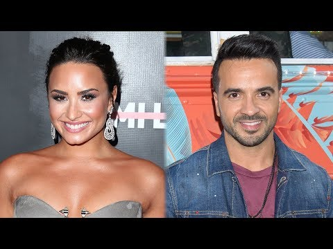 Demi Lovato Teases SPANISH Collab With Luis Fonsi