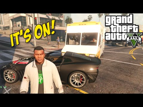 LET'S HAVE SOME F#%KING FUN!! [GTA V] [MADNESS!]