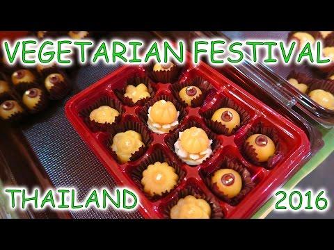 Vegetarian Festival Thailand 2016
