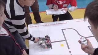 Траектория квест 2 место Робофест-2017 Стерлитамак