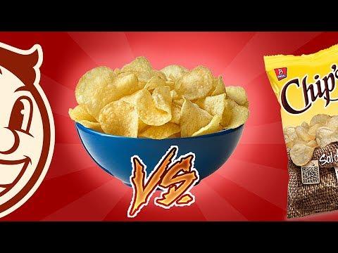 CHIPS vs HECHAS EN CASA | El GUZII