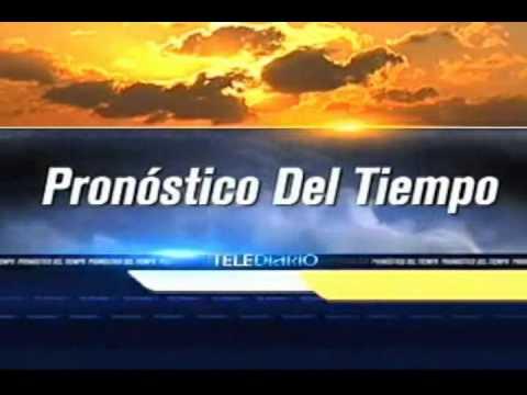 Pron stico del tiempo telediario 2011 youtube for Pronostico del tiempo accuweather