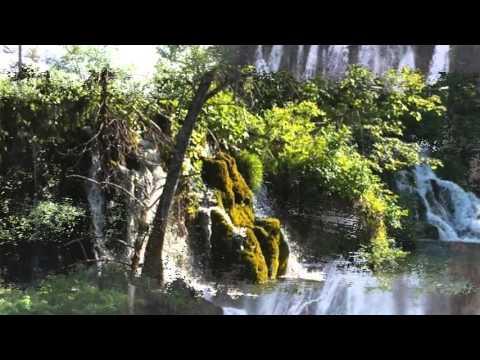 Wasserfälle Kroatiens, Waterfalls of Croatia (Musik: Hoffmann x3)