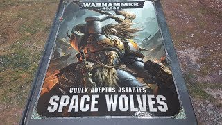 8th edition Space Wolves Codex; review