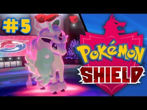 Pokémon Shield | Galarian Ponyta #5