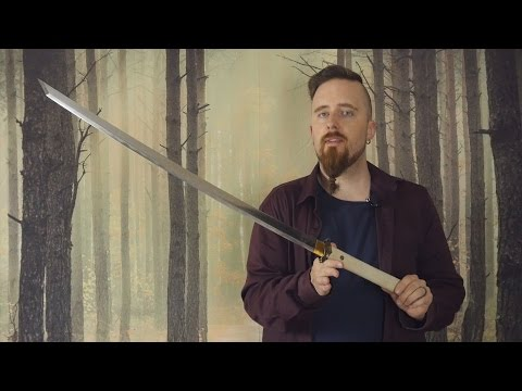 Review: Ronin Elite Tang Dao (Chinese sword, 7th - 9th century)