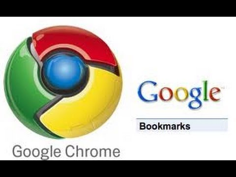 how to set bookmark in google chrome