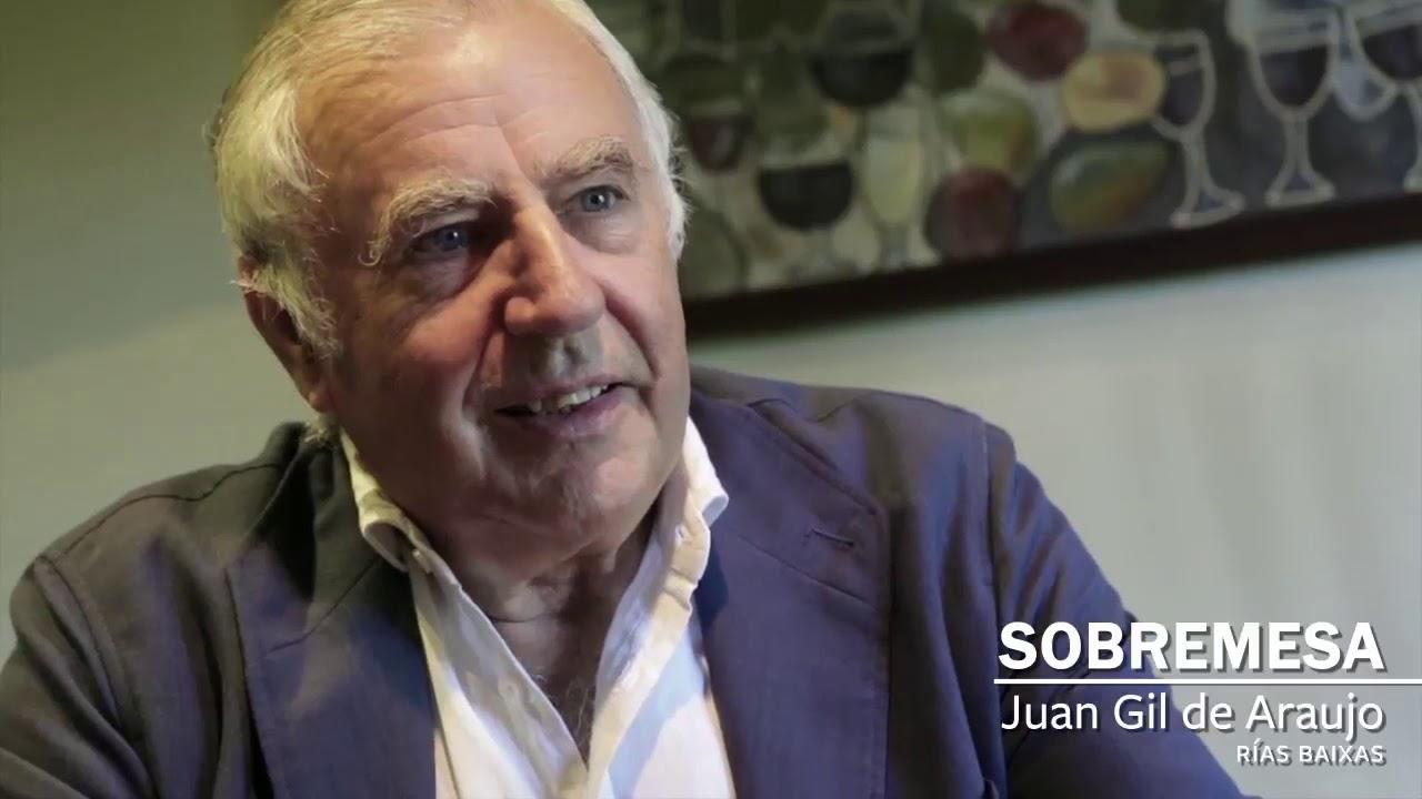 JUAN GIL DE ARAUJO, RIAS BAIXAS