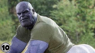 Top 10 Funniest Avengers Memes