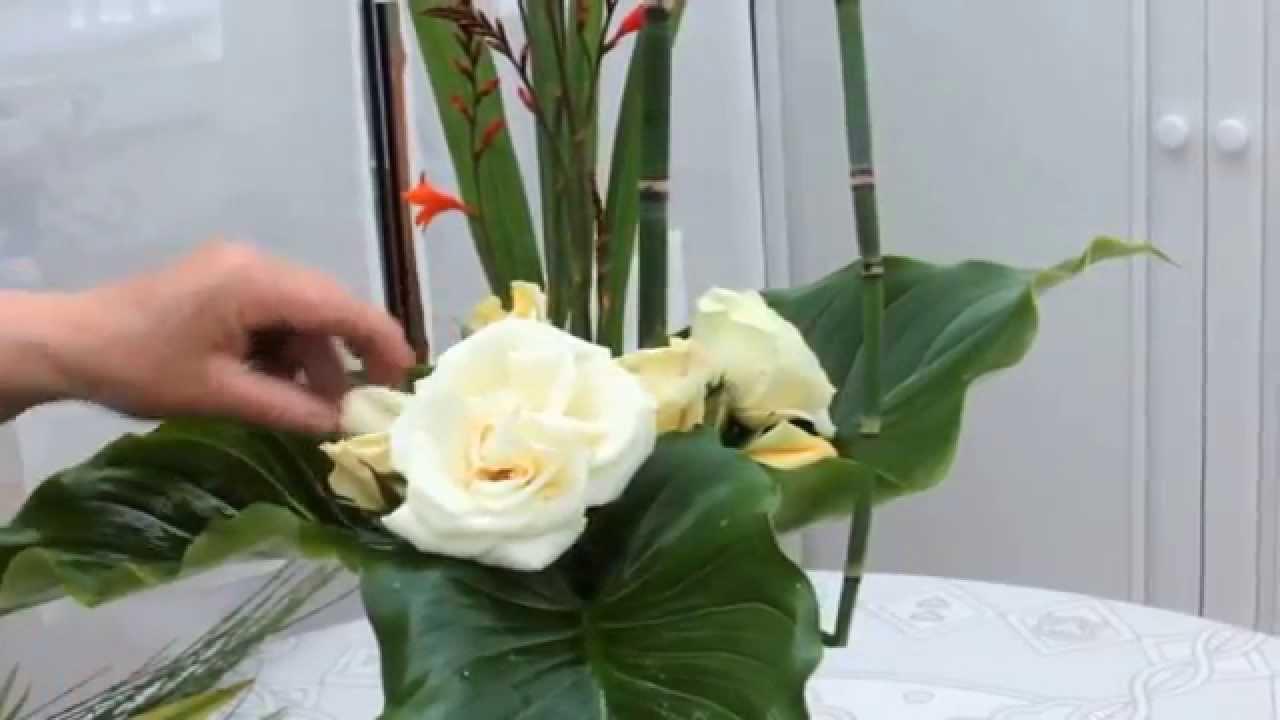Comment Faire Un Bouquet De Roses comment faire un bouquet de roses et montbretias blog .patt
