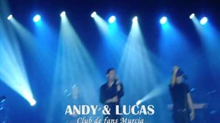 """Andy & Lucas """"Tu lo que buscas es un novio"""" ,  Mazarron (Murcia)"""