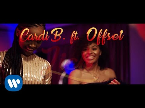 Cardi B - Lick (feat. Offset) [OFFICIAL...