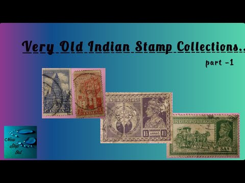 Very Rare Indian Stamps Part-1