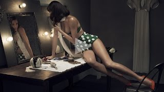 ceft and company: the double - a film featuring helena christensen for vs. magazine Thumbnail