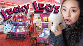 Let's explore Lucky Leo's Arcade in Seaside Heights, New Jersey!