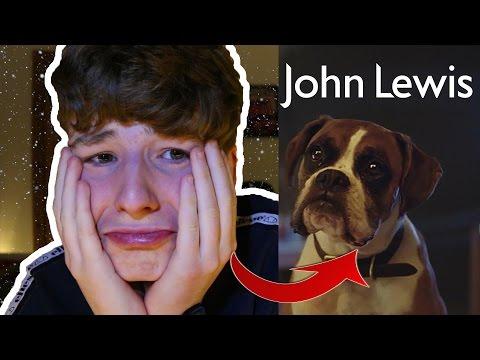 Reacting to My JOHN LEWIS ADVERT 2016