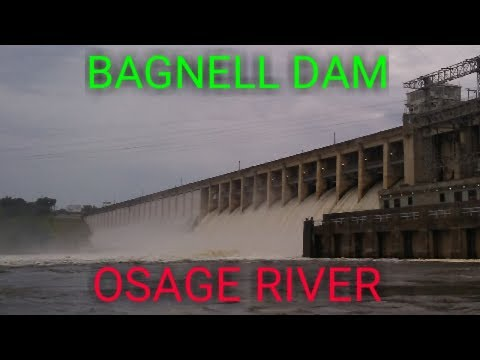 Fishing The Osage River Below Bagnell Dam