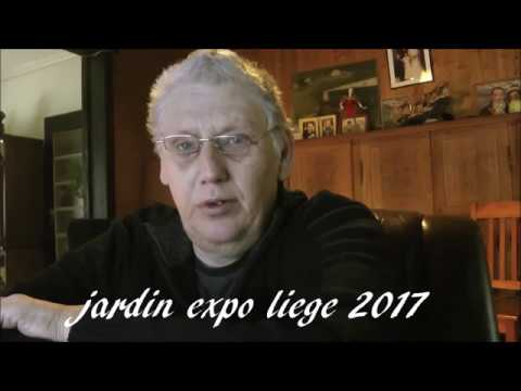 Le papy du net jardin expo liege 2017 youtube for Jardin expo 2015 liege