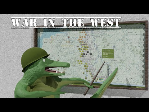 Gary Grigsby's War in the West - Battle of the Bulge - Part 1 |
