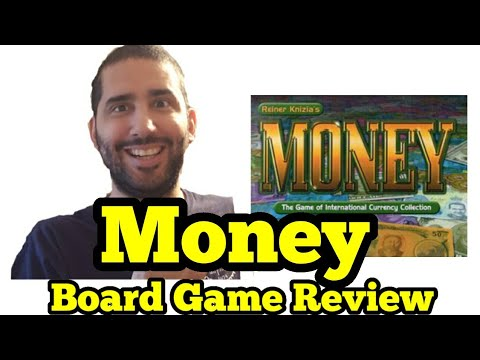 Money Board Game Review