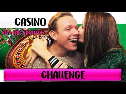 CASINO (MED STRAFF)   Challenge
