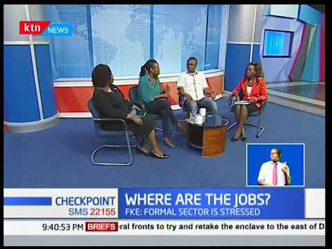 Where Are The Jobs?Most jobs are informal,temporary-full interview