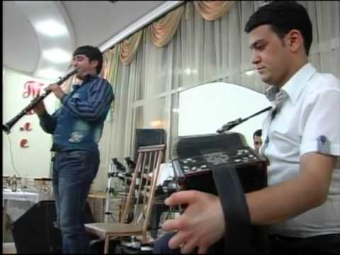 Ilkin klarnet azeri deli ceyran.Derbend toyu 09.2011