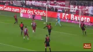 Video Gol Pertandingan Hamburger SV vs FC Bayern Munchen