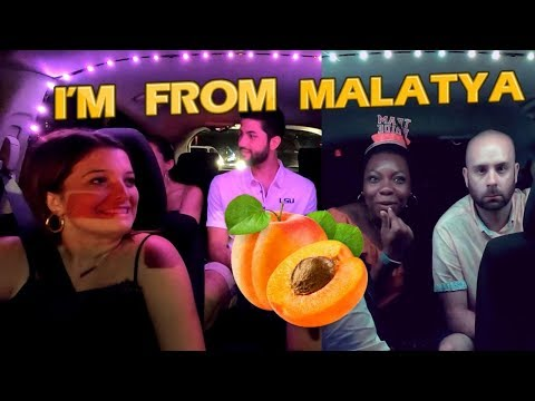 I'm From Malatya - Amerika'da UBER