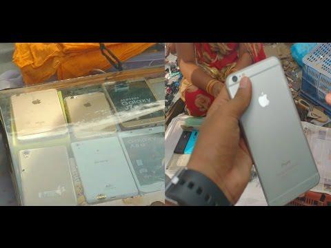 CHOR BAZAAR IN MUMBAI (marol) | Iphones in...