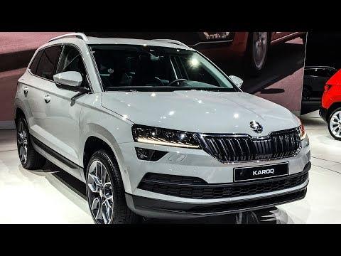 Skoda Karoq SUV - India Launch In 2018 | MotorBeam