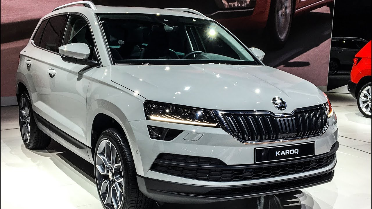 מדהים Skoda Karoq SUV - India Launch In 2018 | MotorBeam - YouTube RA-01