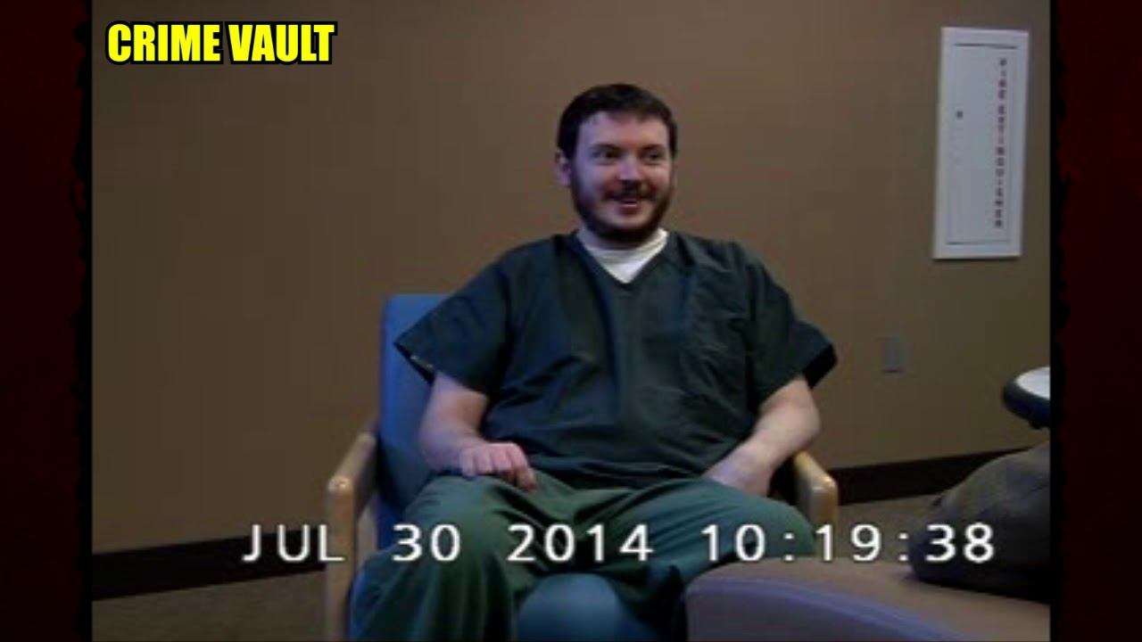 James Holmes interview 7/30/14 with psychiatrist - Interview 1 of 5
