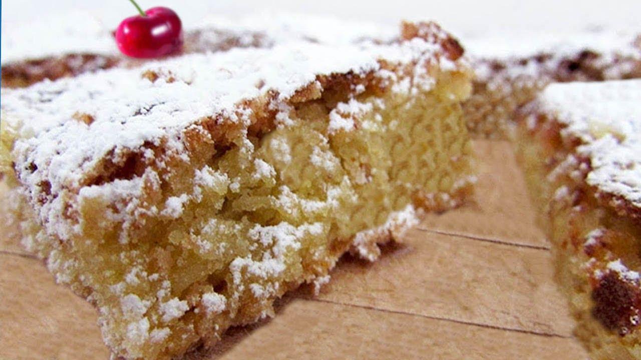 Bildergebnis für torta con farina di mandorle senza burro