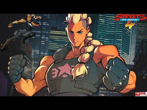 Streets of Rage 4:  Mr. X's Nightmare DLC  Estelle  Mania  pt.1 |