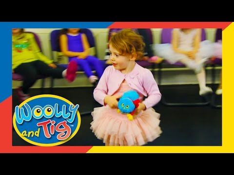 Woolly And Tig - The Dance Class